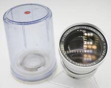 Schneider-Kreuznach Retina-Tele-Xenar 135mm F4 DKL Mount Lens & Bubble For IIIS