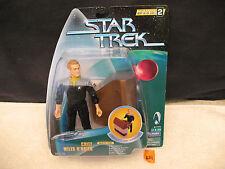"Star Trek  CHIEF MILES O'BRIEN 6"" Action Figure 16266 NEW 1998 Playmates"