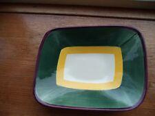 Americaware Mid Century Modern Bowl Dish Asymmetrical  A. Mallory