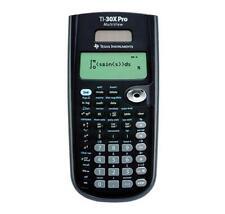 Texas Instruments Multilínea Pantalla ti30xpromv calculadora científica avanzada