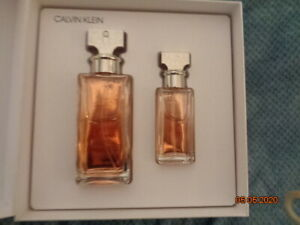 Eternity Flame by Calvin Klein, 2 Piece Gift Set for Women