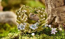 "Fairy Garden Mini - Baby Fairy - ""Babies Sleeping"" Sign"