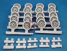 Tank Workshop 1/35 T-54/T-55 Road Wheels (Spider Type) (for Tamiya 35257) 355035