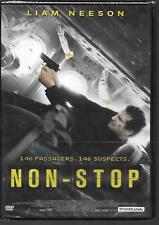 DVD ZONE 2--NON STOP--NEESON/MOORE/COLLET SERRA--NEUF