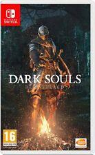 Dark Souls: Remastered (Nintendo Switch) Brand New - Region Free