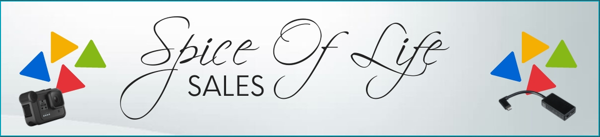 Spice Of Life Sales