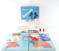 VINTAGE 1971 MILTON BRADLEY SUMMIT MILTON BRADLEY BOARD ECONOMIC GAME