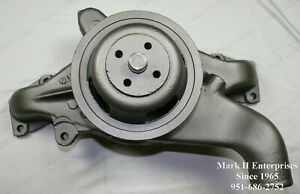 New 1965 Lincoln Continental Water Pump fits 430 or 462 FREE SHIPPING