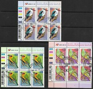 South Africa 2000 Birds CTO SG1225-1227 Superb MNH