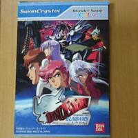 SD Gundam Monoeye Gundams Wonder Swan WS Bandai Used Japan Boxed Tested Working