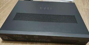 Cisco 881G-4G-GA-K9-V01 Secure Fast Ethernet with Multi-Mode 4G LTE ISR Router