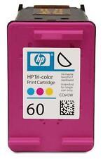 HP 60 CC643WN Original Tri-Colour Ink Cartridge (CC643WC #140) - No Box