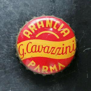 Cavazzini Parma tappo corona bibite soda bottle cap chapa tapon Kronkorken