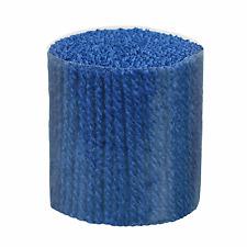 "Latch Hook Yarn - Sapphire 400 Strands 3ply 2.25"" Long. Use on 5hpi Canvas"