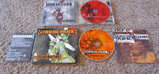 "(3) CD LOT Linkin Park ""Hybrid Theory, Reanimation, Revolution"" *VG+ to NM-*"