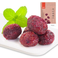 Chinese Food Snack 中国零食小吃 Liangpinpuzi Succade Waxberry果脯蜜饯水果干 良品铺子 贵妃杨梅王108g/袋