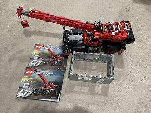 Lego Technic Rough Terrain Crane (42082)