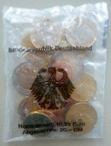 Euro Münzen Set - Starterkit in Originaltüte