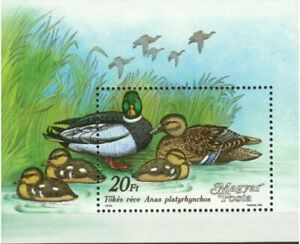 Hungary Stamp - Ducks Stamp - NH