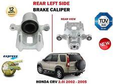 für Honda CRV 2.0i K20A4 2/2002-1/2005 NEU hinten linke Seite Bremssattel
