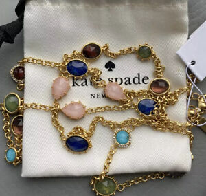 New Kate Spade Perfectly Imperfect Necklace $128.00