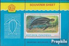 Indonesia Blok 31 (volledige uitgave) postfris MNH 1979 Conservation