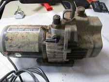 Good Used Ritchie YELLOW JACKET 93560 Superevac Pump 1ph 6 Cfm 115V 60 Hz