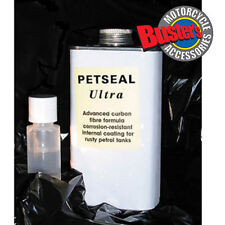 Petseal Ultra Petrol Tank Sealant For Motorcycle Fuel Tanks 500ml