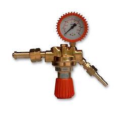 Propano/butano RB-Botella de Gas LPG Cilindro Regulador Soldadora Soldadura entrada calibre 1