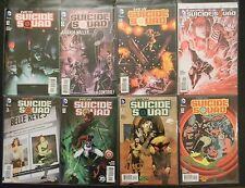 DC Comics Suicide Squad 11 Bombshell 12 GL 13 MON 14 Loon 15 16 17 Annual 1 NM