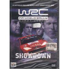 WRC FIA World Rally Championship 2003 Showdown DVD Sigillato 8013123477200