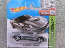 Véhicules miniatures argentés Hot Wheels Chevrolet