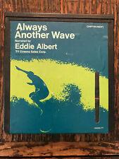 Vintage Surfing Movie 1966 Always Another Wave Cartrivision Grigg Munoz Rare