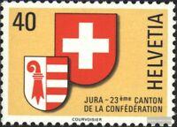 Schweiz 1141 (kompl.Ausgabe) postfrisch 1978 Kanton Jura