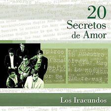 NEW 20 Secretos De Amor: Los Iracundos (Audio CD)