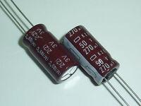 10pcs 270uF 50V 10x20mm NCC Nippon KZE Low ESR 50V270uF Motherboard Capacitor