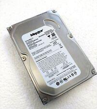 HDD Maxtor COME NUOVO STM3160215AS SATA 160GB Hard Disk solo 10 ore di lavoro