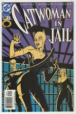 Catwoman #80 (May 2000, DC) Bronwyn Carlton, Staz Johnson H