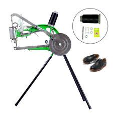 Cuir cordonnier Shoe Repair Machine double coton Nylon ligne Machine à coudre