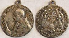 Medagia Vaticano papa Pio XII giubileo 1950