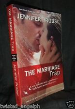 Book for Sale!  The Marriage Trap by Jennifer Probst [Trade Paperback]