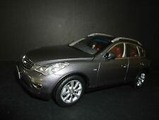 Paudi Infiniti EX25 2012 Grigio 1/18 di Qualità Modello