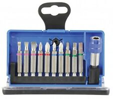 New Goodyear 11 Piece Screwdriver Ratchet Bit Set With Case GY901815