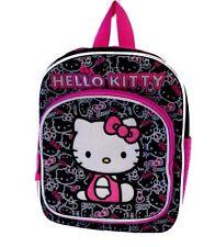 "Hello Kitty Toddler Backpack 10"" BackPack for Kids - BRAND NEW"
