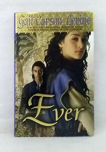1st ed Ever by Gail Carson Levine fantasy romance like new hardcover dust jacket
