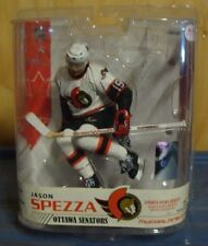 Jason Spezza - Ottawa Senators white NHL Canadian exclusive series 1 McFarlane