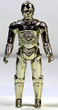 1982 C3PO Vintage Star Wars action figure Kenner