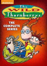 The Wild Thornberrys: The Complete Series (DVD, 2015, 15-Disc Set) COMPLETE