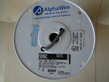 100 ft AlphaWire Cable  5096C  20AWG 3C SHIELD SPOOL
