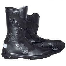 Daytona Spirit XCR Motorcycle Touring Gore-Tex Black Boots Size 45 EU New